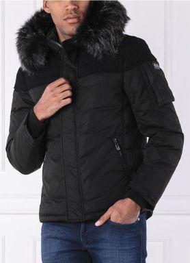 Куртка пуховая мужские Armani Exchange модель WH1810 приобрести, 2017