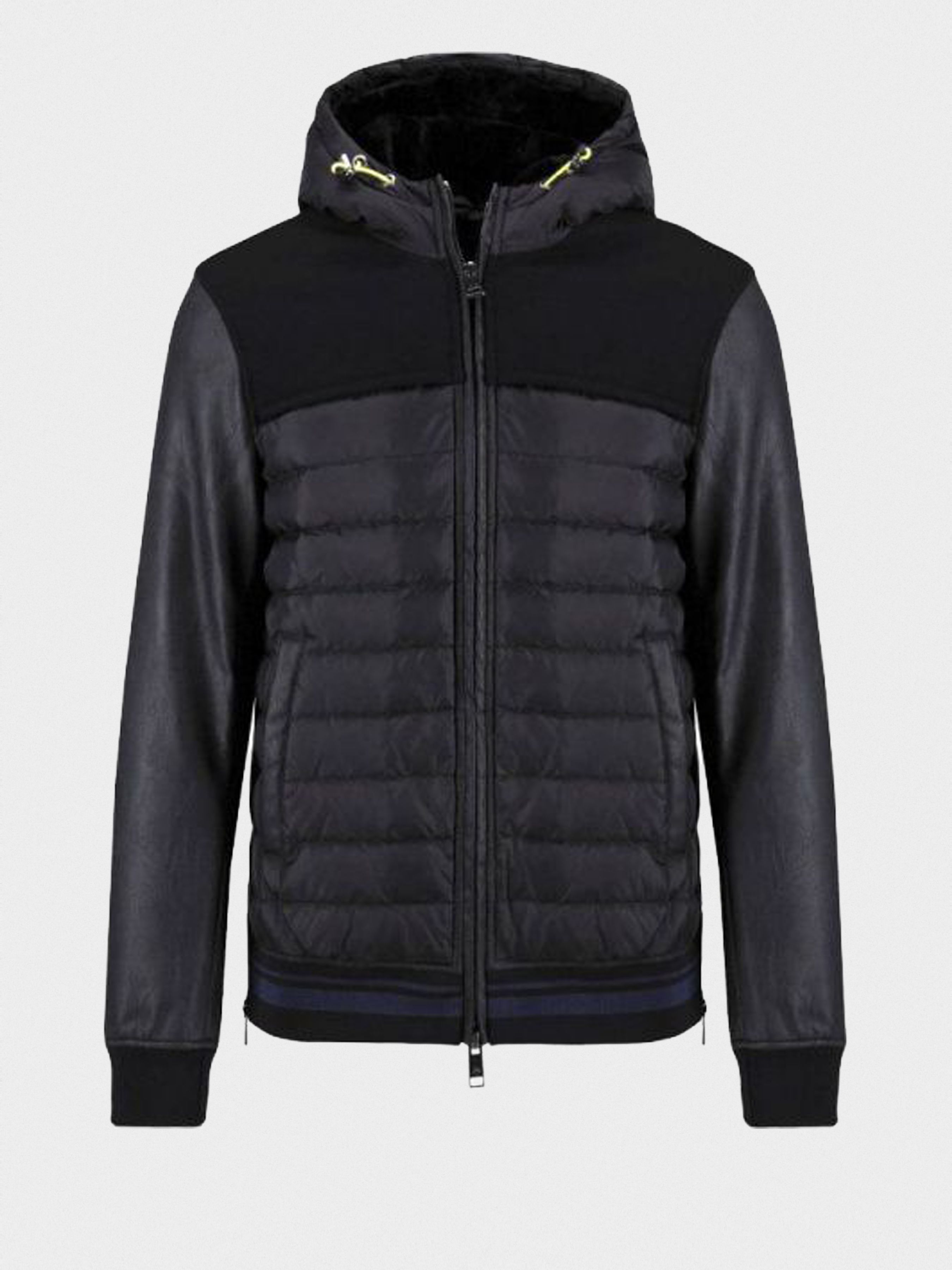 Куртка пуховая мужские Armani Exchange модель WH1811 приобрести, 2017