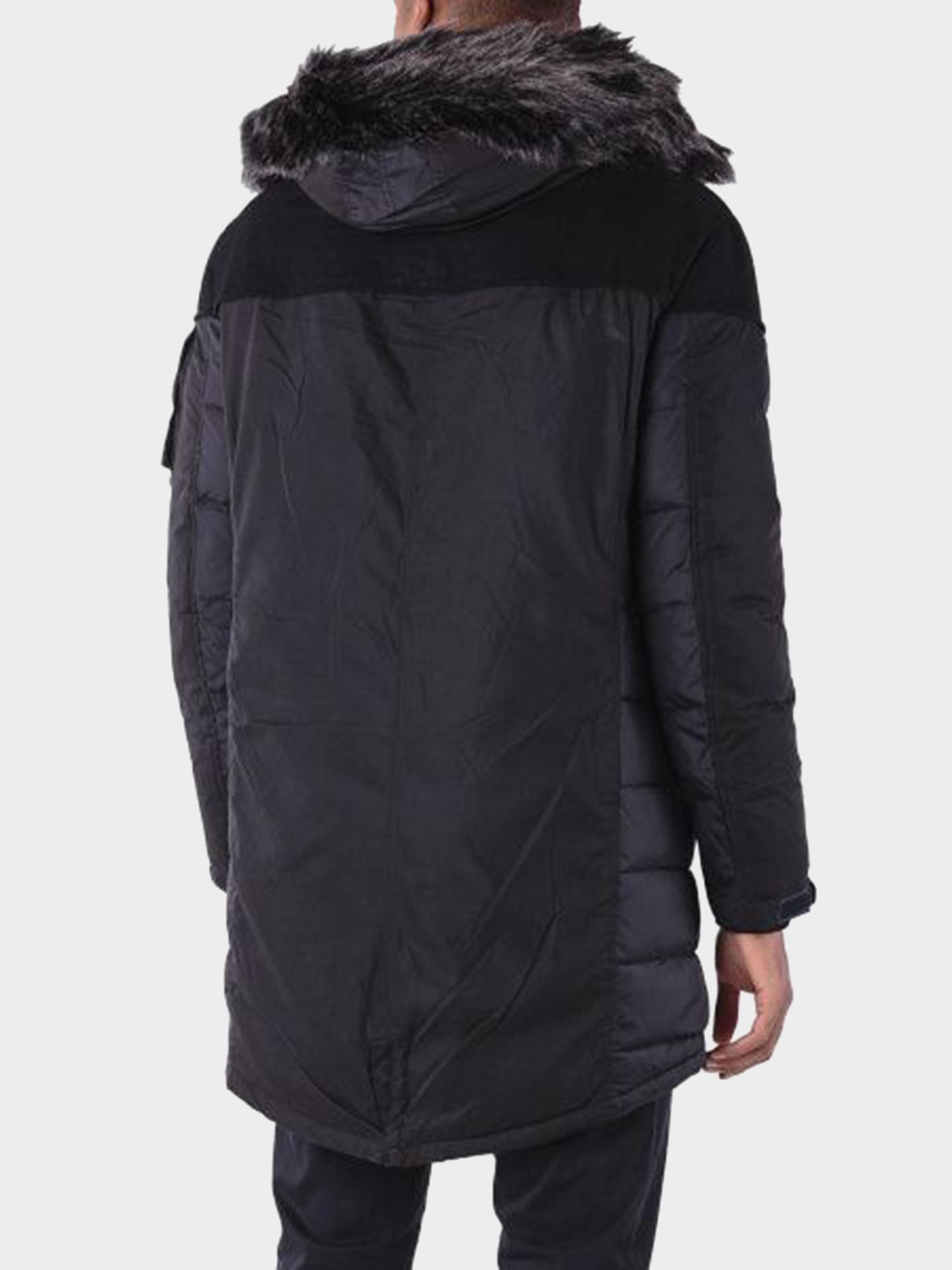 Пальто пуховое мужские Armani Exchange модель WH1815 , 2017
