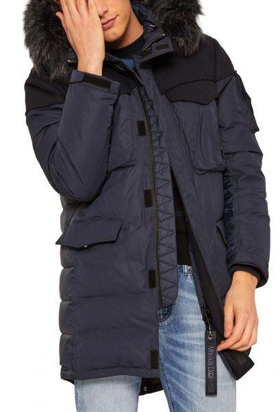Пальто пуховое мужские Armani Exchange модель WH1816 купить, 2017