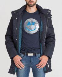 Куртка пуховая мужские Armani Exchange модель WH1824 купить, 2017