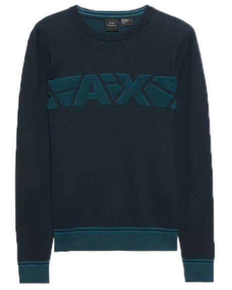 Пуловер мужские Armani Exchange модель WH1829 цена, 2017