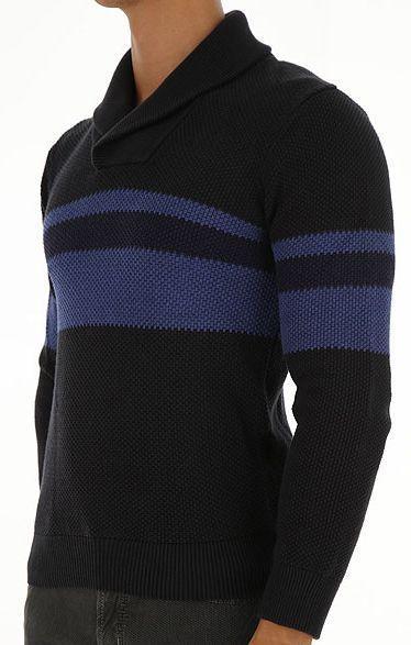 Пуловер мужские Armani Exchange модель WH1833 , 2017