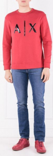 Пуловер мужские Armani Exchange модель 6ZZM94-ZJU1Z-1443 купить, 2017