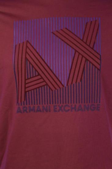 Футболка Armani Exchange модель 6ZZTBQ-ZJU9Z-1443 — фото 3 - INTERTOP
