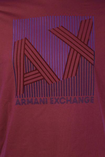 Футболка мужские Armani Exchange модель 6ZZTBQ-ZJU9Z-1443 купить, 2017