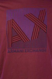 Футболка мужские Armani Exchange модель WH1871 , 2017