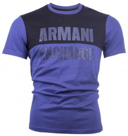 Футболка мужские Armani Exchange модель 6ZZTBX-ZJA5Z-4581 , 2017