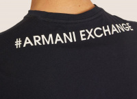 Футболка мужские Armani Exchange модель 6ZZTFF-ZJBVZ-1200 цена, 2017