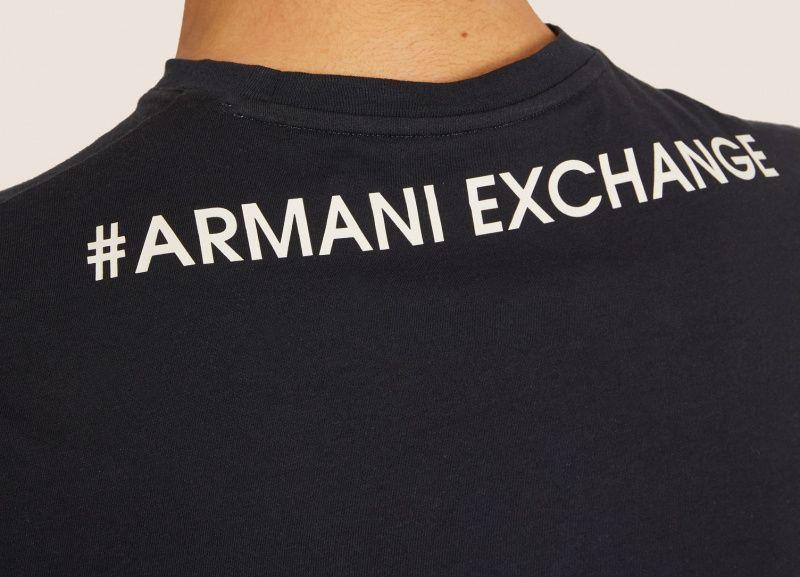 Футболка мужские Armani Exchange модель WH1877 , 2017