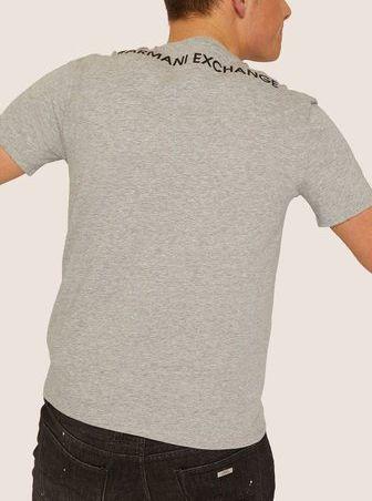 Футболка мужские Armani Exchange модель WH1878 , 2017