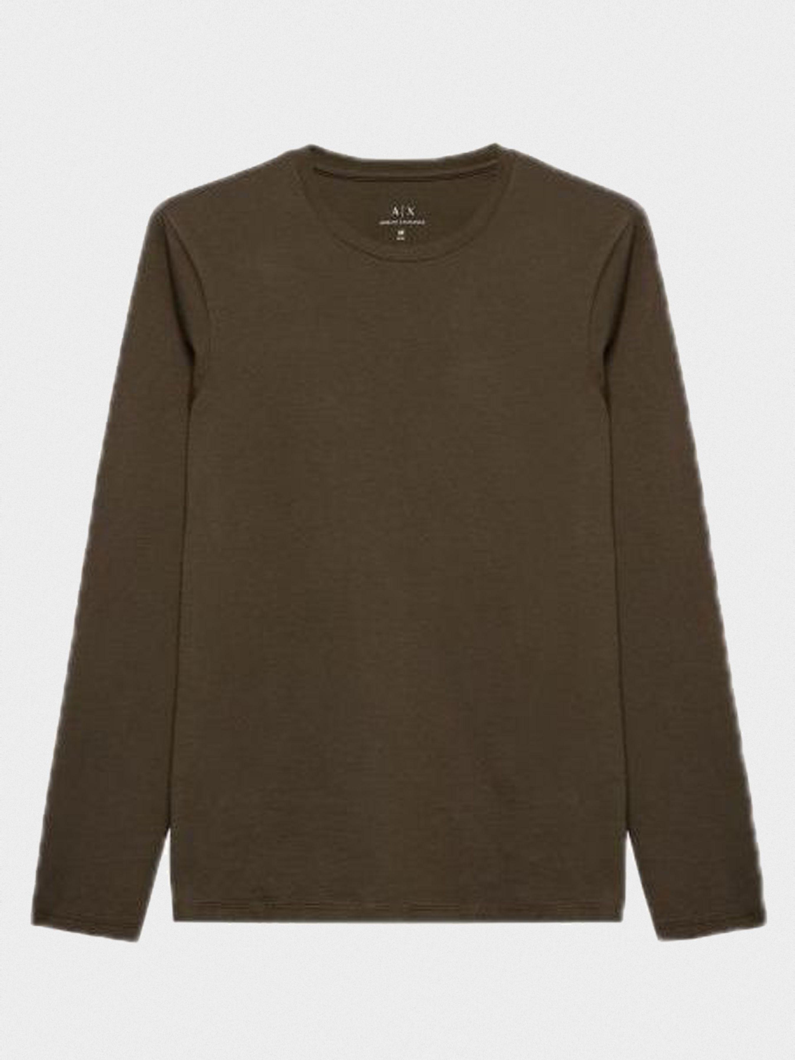 Купить Пуловер мужские модель WH1900, Armani Exchange, Коричневый