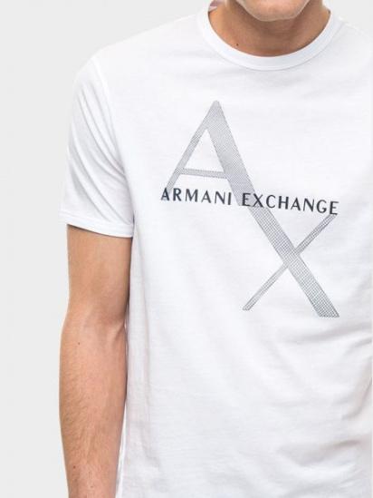 Футболка Armani Exchange модель 8NZT76-Z8H4Z-1100 — фото 4 - INTERTOP