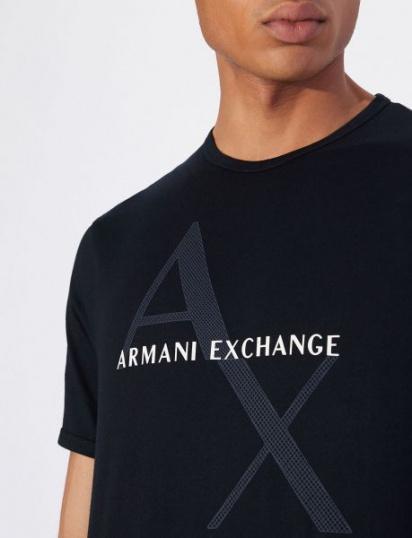 Футболка мужские Armani Exchange модель 8NZT76-Z8H4Z-1510 купить, 2017
