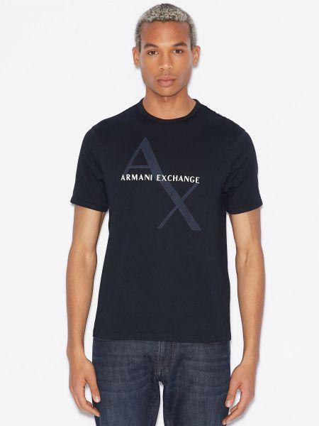 Футболка мужские Armani Exchange модель 8NZT76-Z8H4Z-1510 , 2017