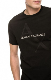 Футболка мужские Armani Exchange модель 8NZT76-Z8H4Z-1832 купить, 2017