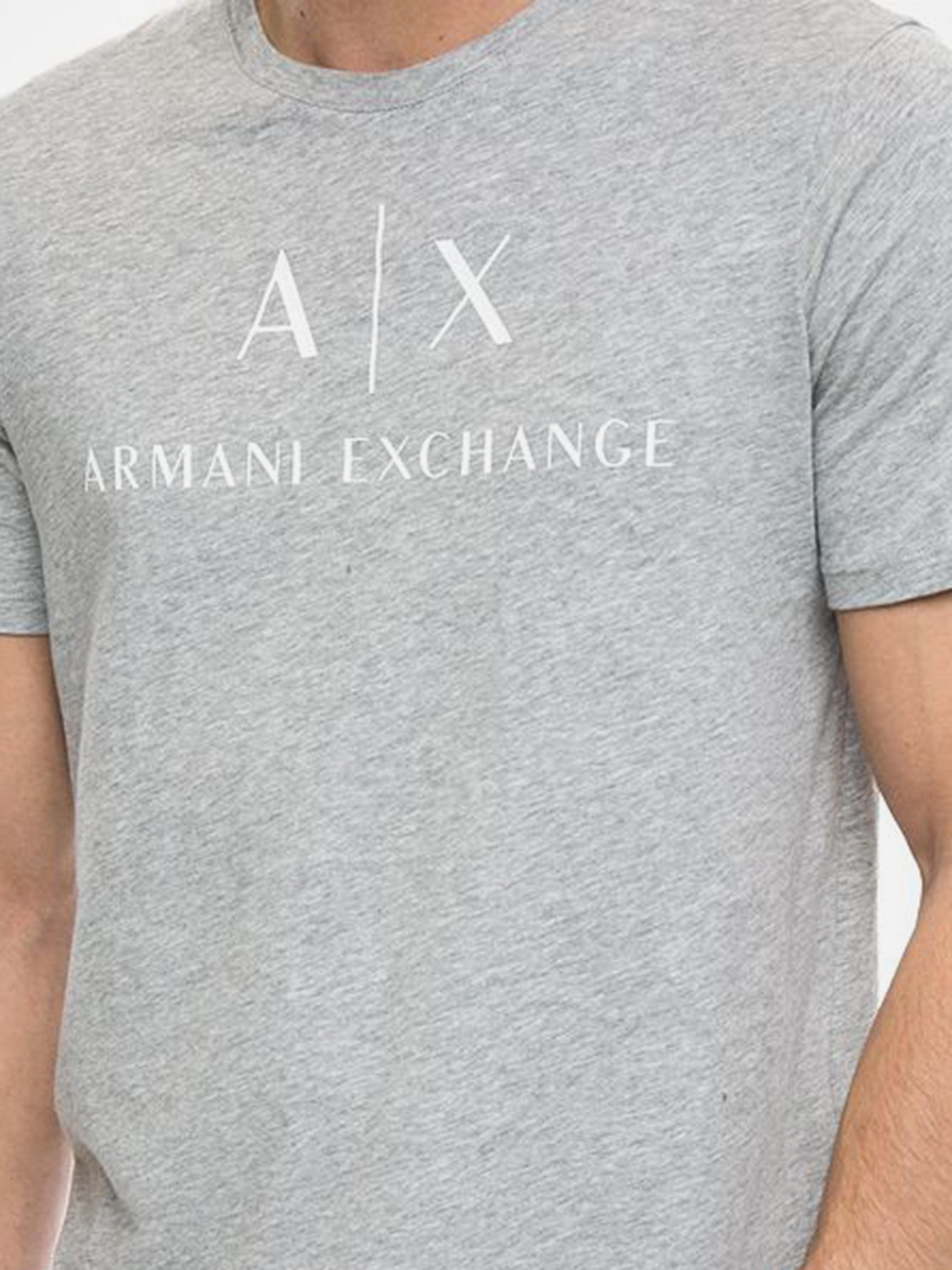 Футболка мужские Armani Exchange модель WH1918 характеристики, 2017