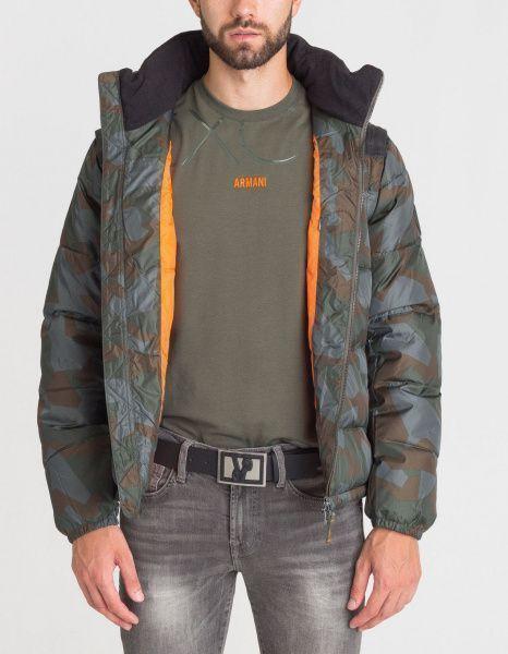 Куртка пуховая мужские Armani Exchange модель WH1936 купить, 2017