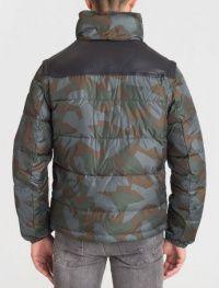 Куртка пуховая мужские Armani Exchange модель WH1936 , 2017