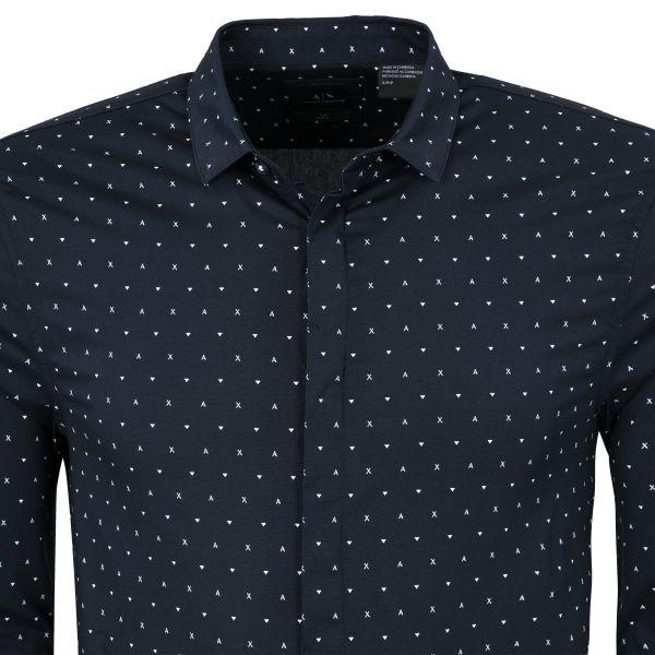 Armani Exchange Рубашка мужские модель WH1940 , 2017