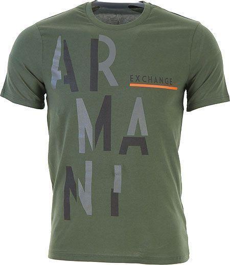 Футболка мужские Armani Exchange модель WH1944 приобрести, 2017