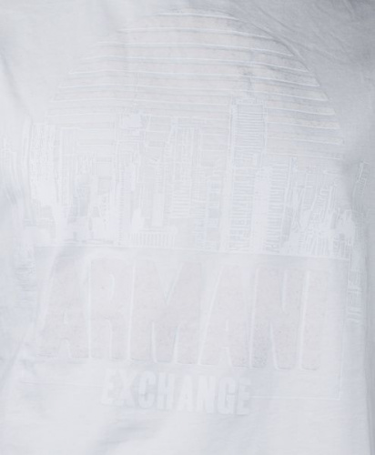 Футболка Armani Exchange модель 6ZZTEQ-ZJH4Z-1100 — фото 3 - INTERTOP