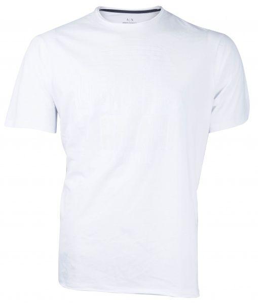 Купить Футболка мужские модель WH1945, Armani Exchange, Белый