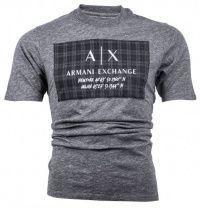 Футболка мужские Armani Exchange модель WH1970 приобрести, 2017