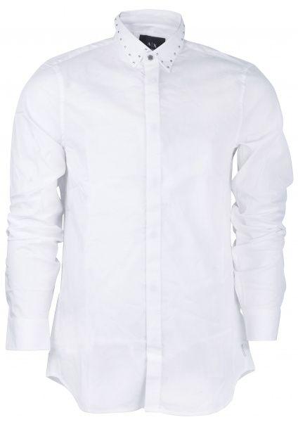 Рубашка мужские Armani Exchange модель WH1980 цена, 2017