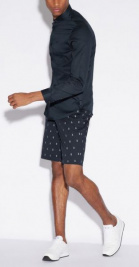 Рубашка мужские Armani Exchange модель 3GZC14-ZNAUZ-1510 купить, 2017