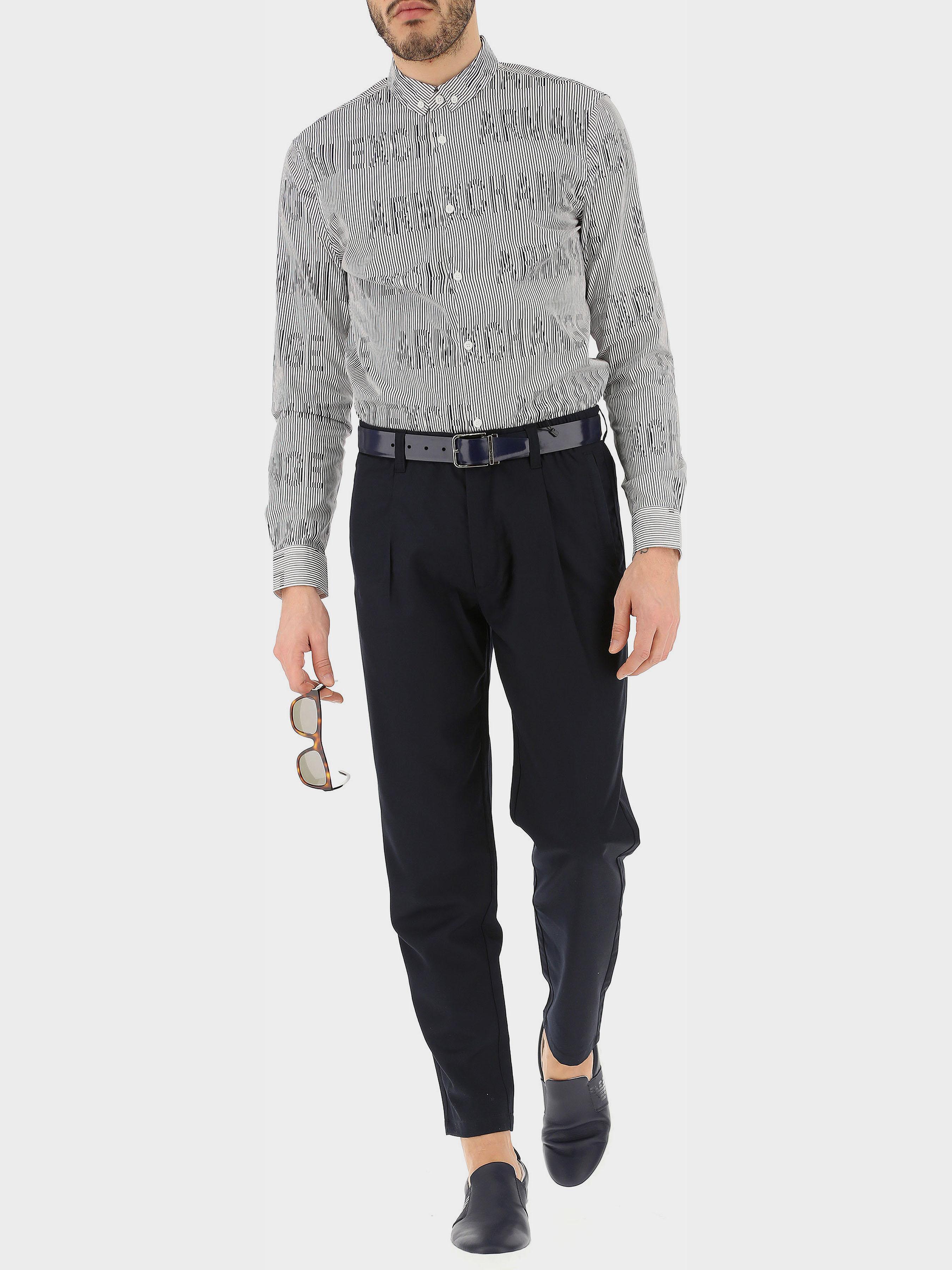 Рубашка мужские Armani Exchange модель WH2003 , 2017