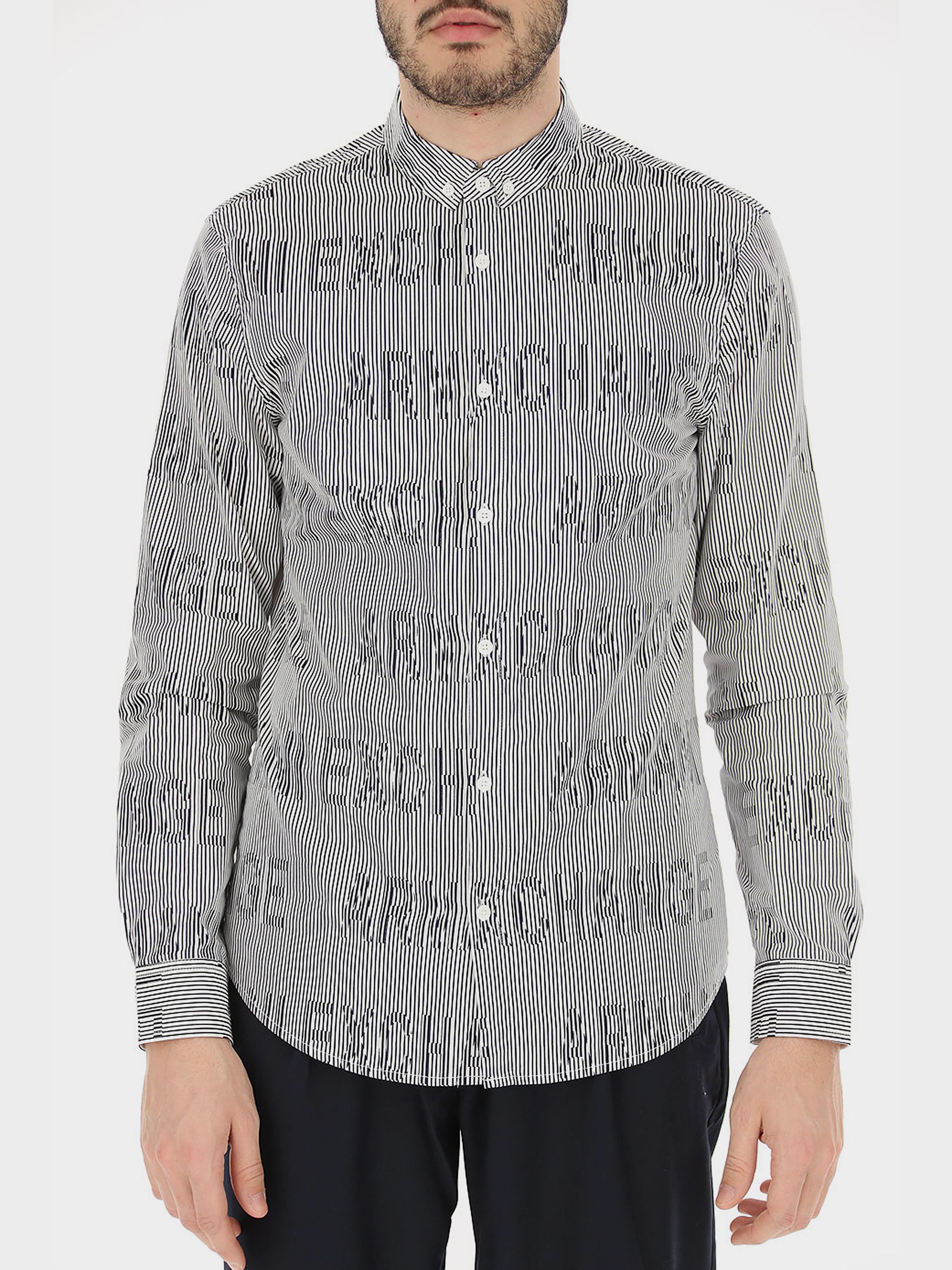 Рубашка мужские Armani Exchange модель WH2003 цена, 2017