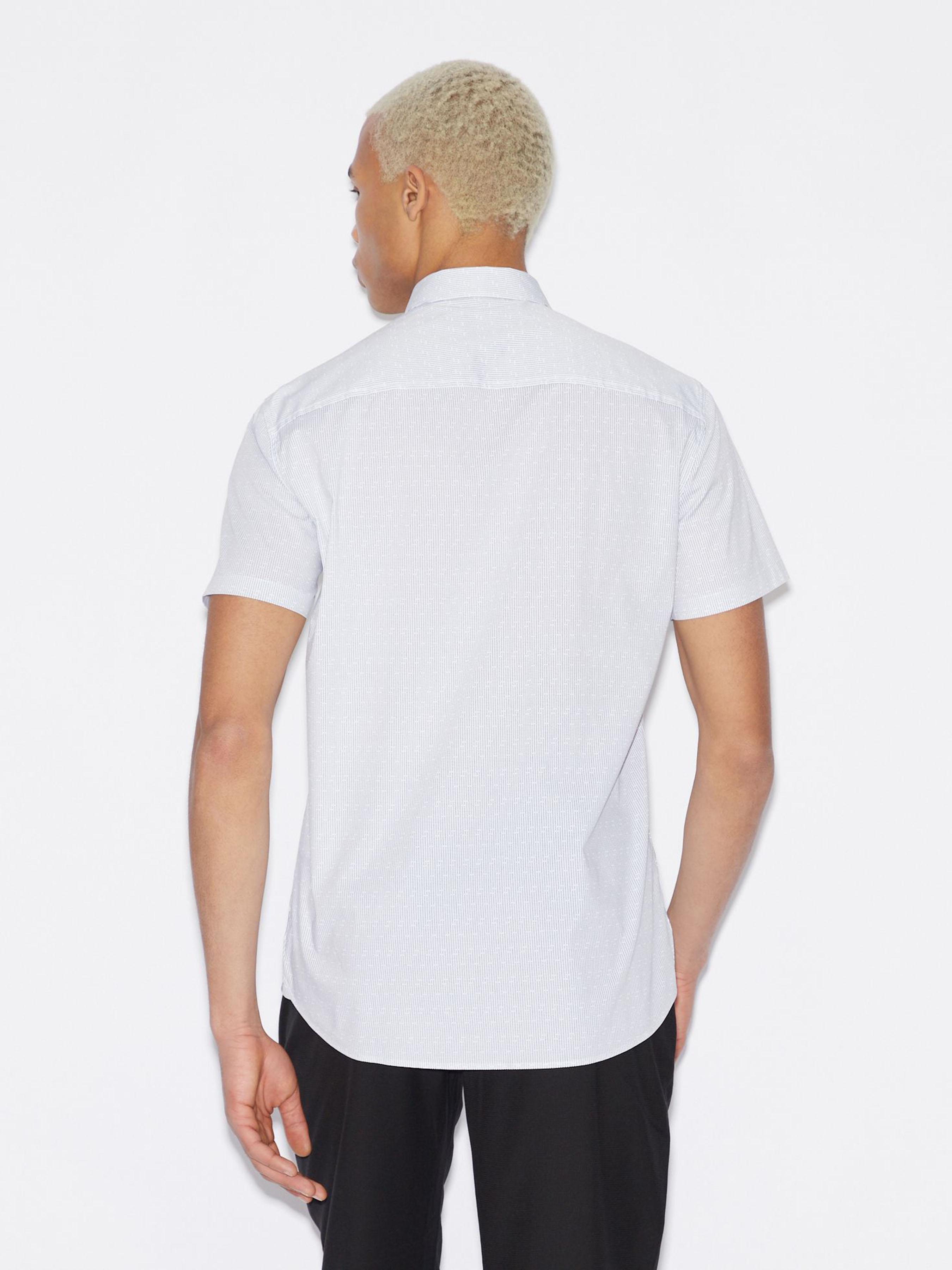 Рубашка мужские Armani Exchange модель WH2004 приобрести, 2017