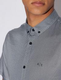 Рубашка мужские Armani Exchange модель 3GZC51-ZNZRZ-5132 купить, 2017