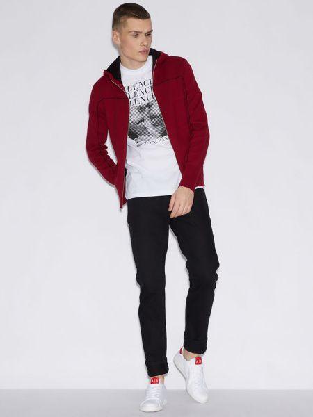 Пуловер мужские Armani Exchange модель WH2009 , 2017