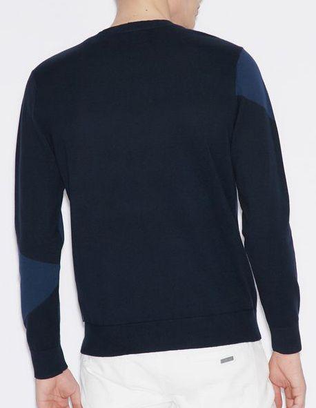 Пуловер мужские Armani Exchange модель WH2027 , 2017
