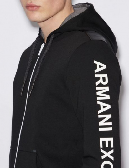 Кофты и свитера мужские Armani Exchange модель 3GZM84-ZJQ2Z-1200 , 2017