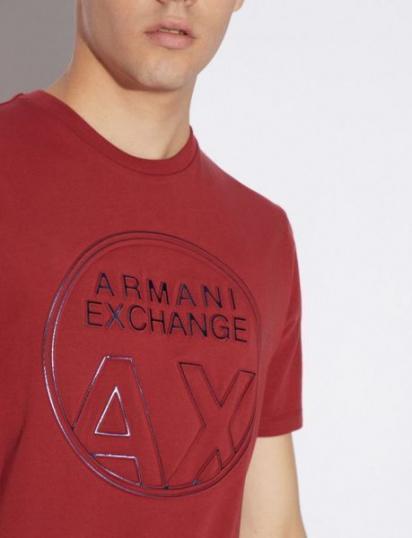 Футболка Armani Exchange модель 3GZTBA-ZJBVZ-1456 — фото 4 - INTERTOP