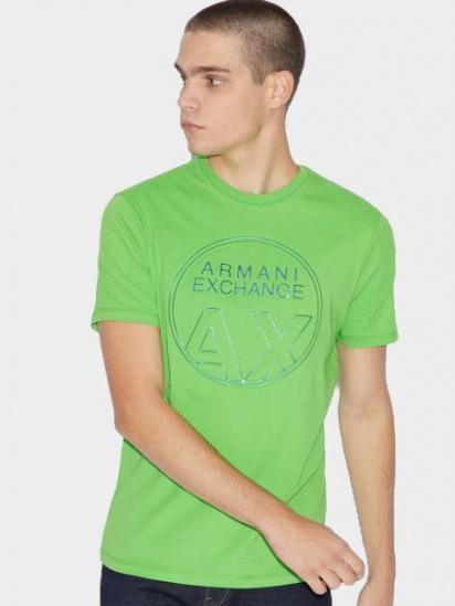 Футболка Armani Exchange модель 3GZTBA-ZJBVZ-1838 — фото - INTERTOP