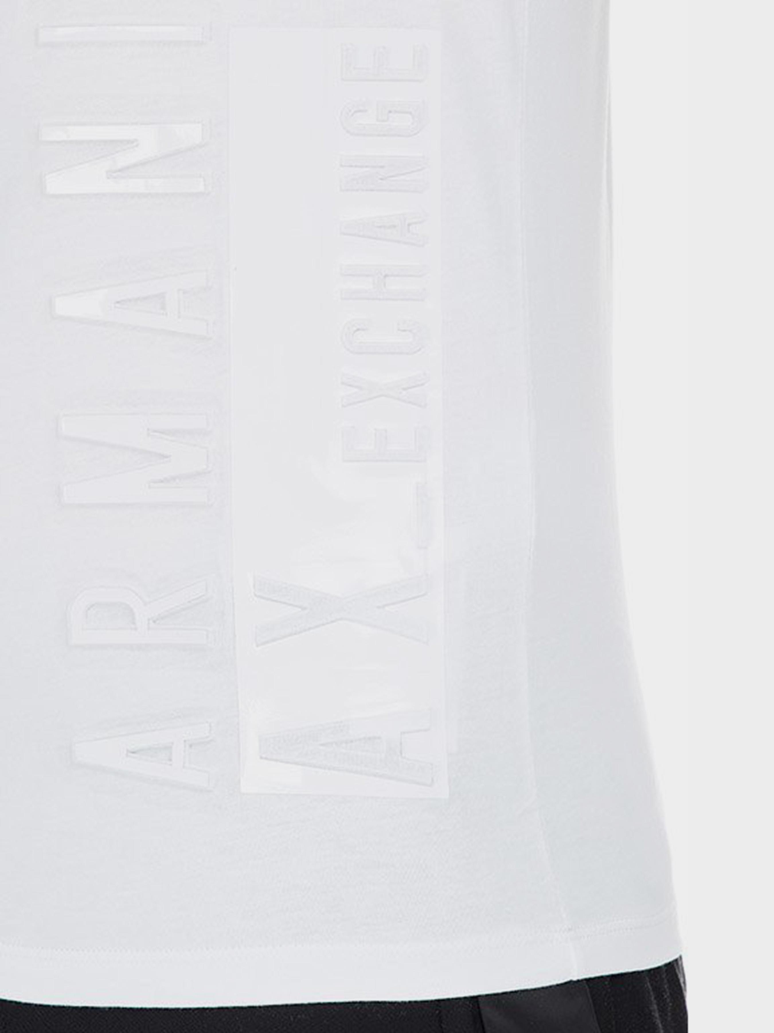 Футболка мужские Armani Exchange модель WH2055 , 2017