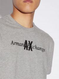 Футболка мужские Armani Exchange модель 3GZTAA-ZJ6AZ-3930 купить, 2017