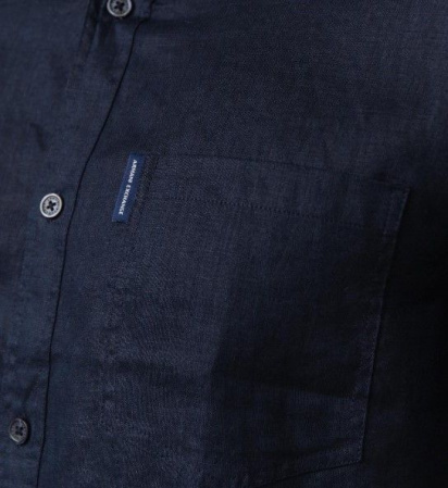 Сорочка з коротким рукавом Armani Exchange модель 3GZC05-ZNCFZ-1510 — фото 4 - INTERTOP