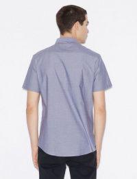 Рубашка мужские Armani Exchange модель 3GZC64-ZNEZZ-6541 , 2017