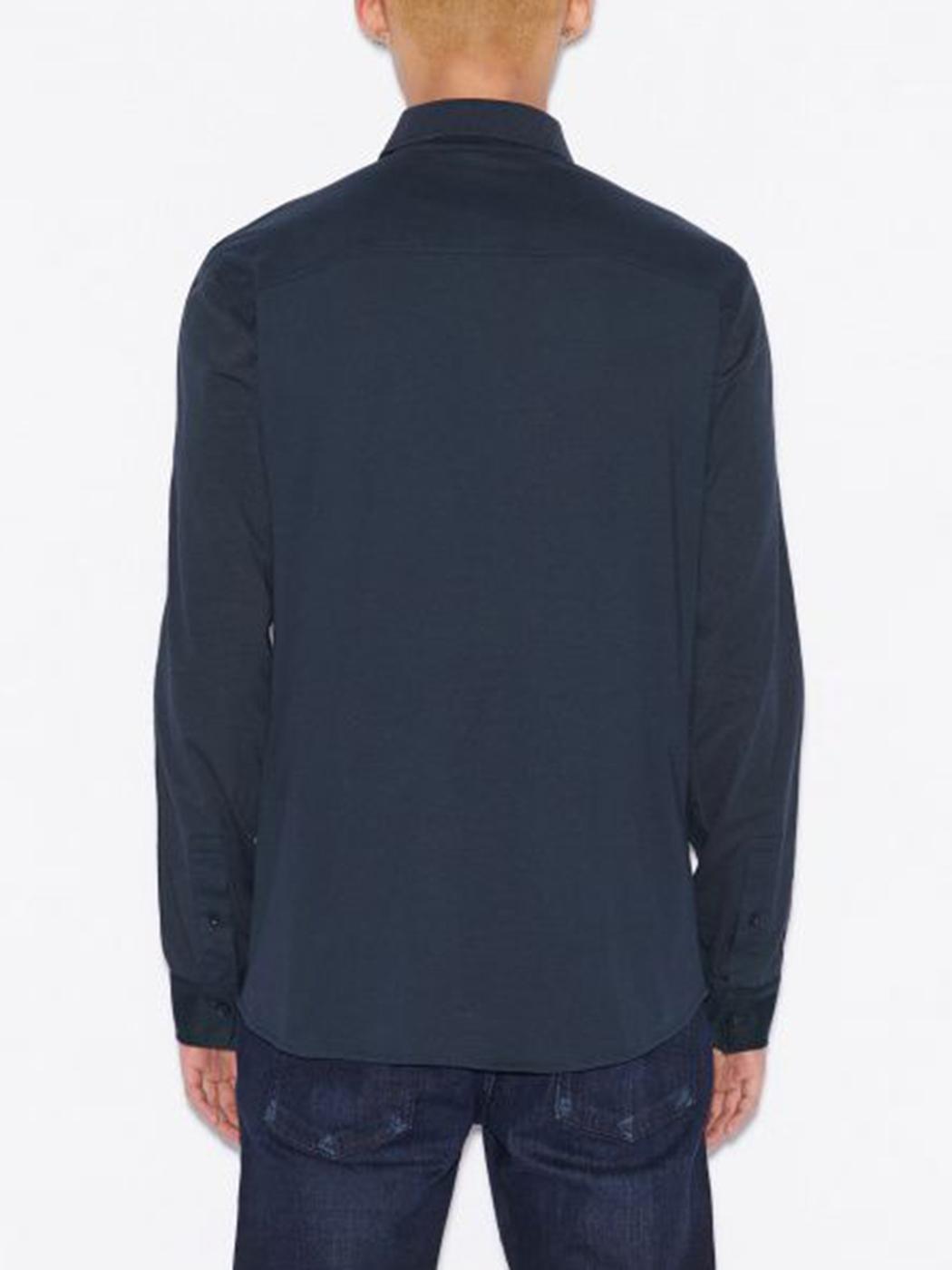 Рубашка мужские Armani Exchange модель WH2121 приобрести, 2017