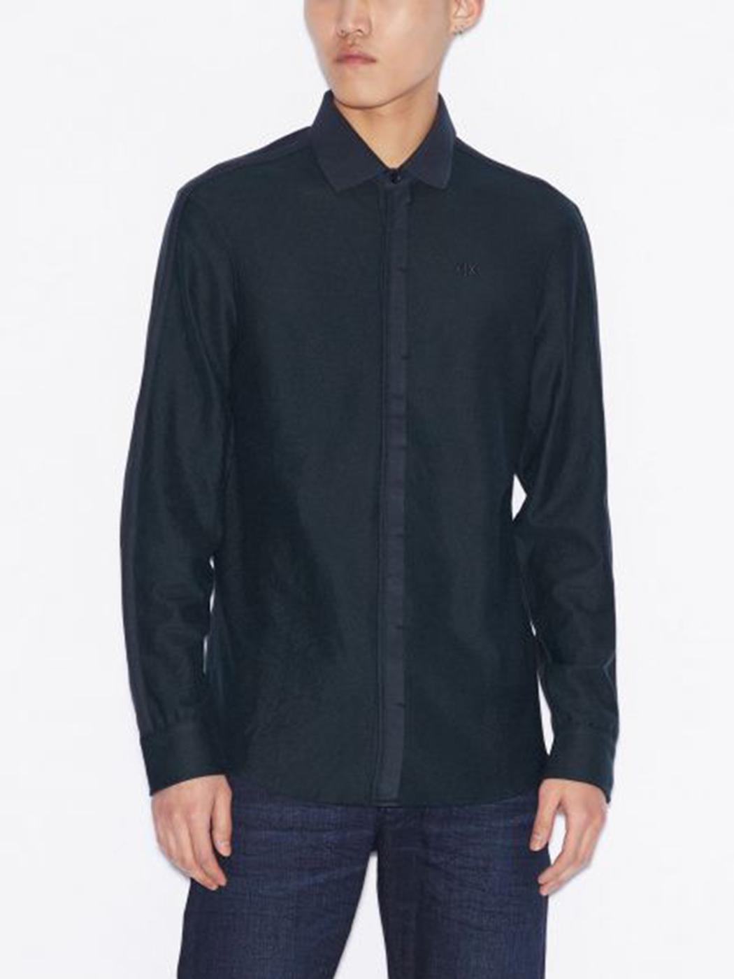 Рубашка мужские Armani Exchange модель WH2121 цена, 2017
