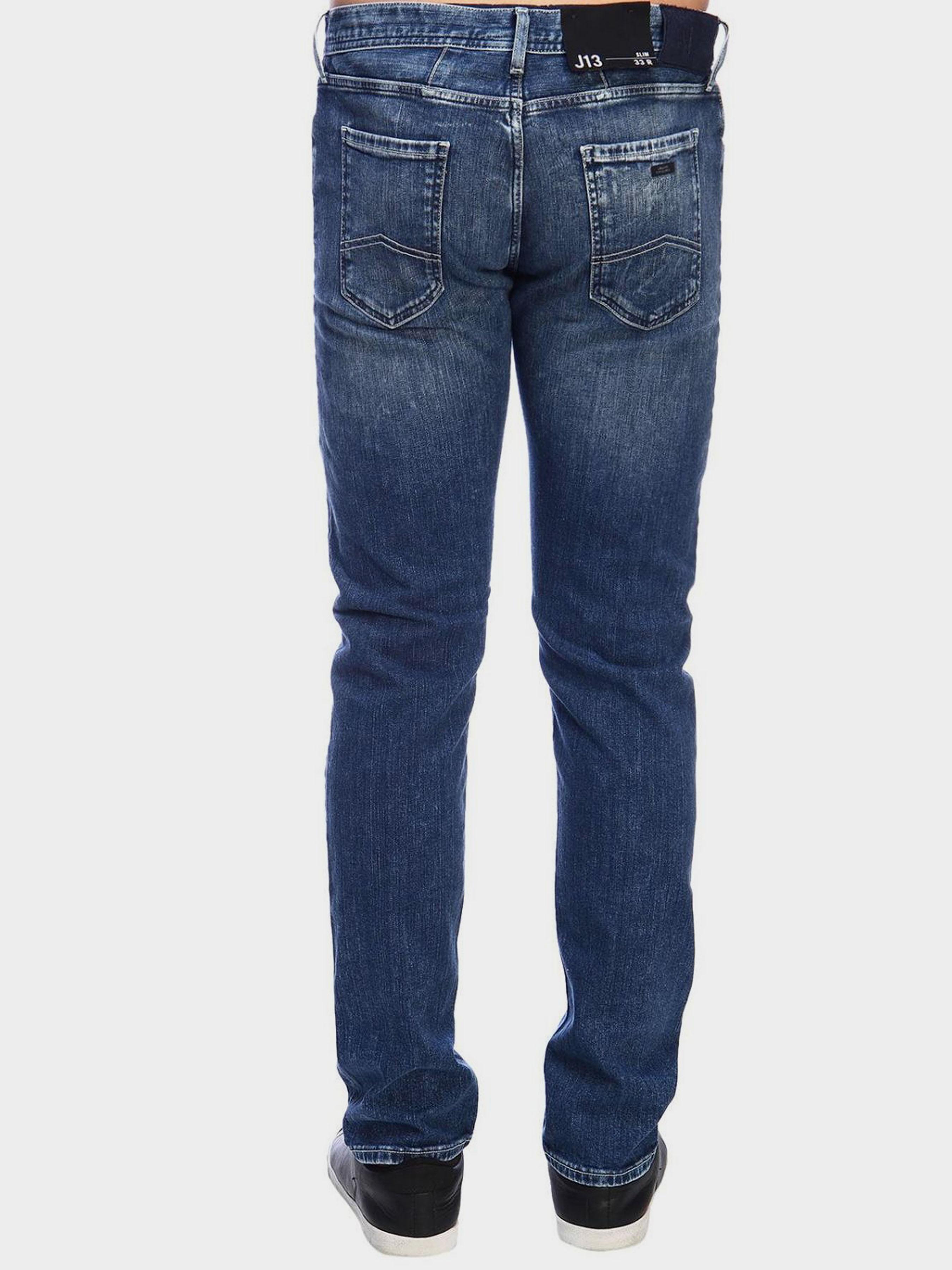 Джинсы мужские Armani Exchange модель WH2133 цена, 2017