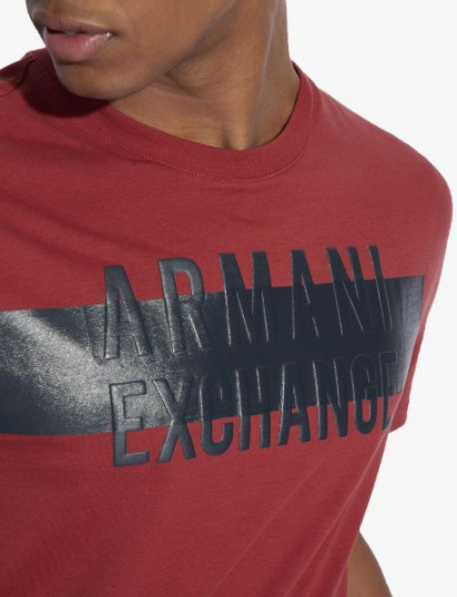 Футболка Armani Exchange модель 3GZTAX-ZJH4Z-1456 — фото 4 - INTERTOP