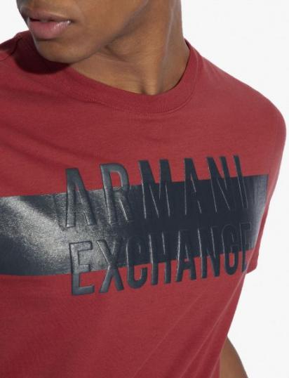 Футболка Armani Exchange модель 3GZTAX-ZJH4Z-1456 — фото 5 - INTERTOP