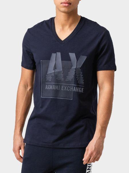 Футболка мужские Armani Exchange модель WH2198 приобрести, 2017