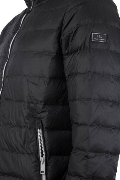 Куртка пуховая  Armani Exchange модель WH22 цена, 2017